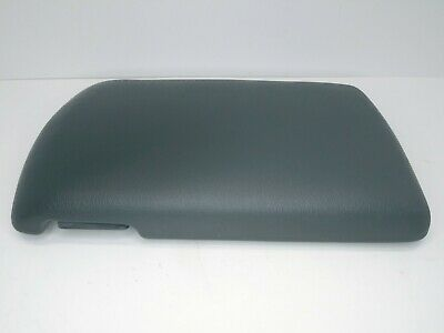$50 • Buy 02 03 04 Nissan Frontier Xterra Lid Arm Rest Center Console Box Storage OEM Gray