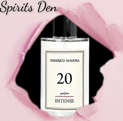 FM 20 INTENSE PARFUM FOR HER 50ML, Inspired By Viktor And Rolf Flowerbomb • 19.99£