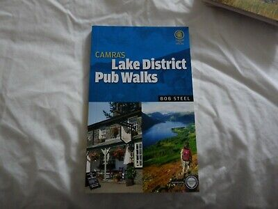 Lake District Pub Walks By Bob Steel (Paperback, 2011) • 3£