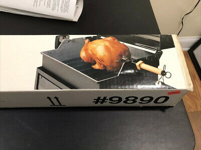 $ CDN63.42 • Buy Weber Gas Grill Barbecue BBQ Rotisserie Model 9890 - NEVER USED  New Open Box