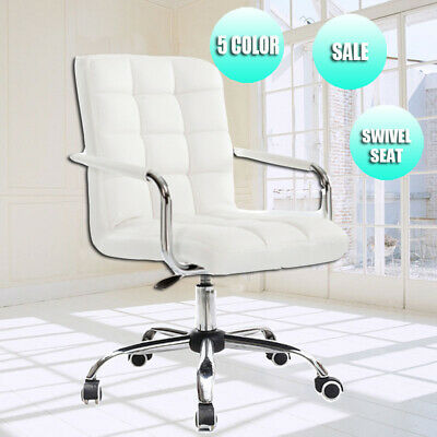 AU89.12 • Buy Executive Gaming Home Office Chair Computer Desk Adjustable Swivel Mesh Chair