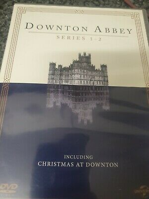 Downtown Abbey Series 1 & 2 The Complete Collection • 5£