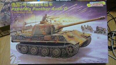 Dragon 1/35 PzBefWg PANTHER Ausf G - NEW • 22£