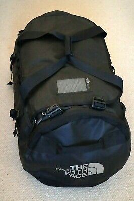 The North Face Base Camp Duffel / Holdall Large 95 Litres Black - Excellent Cond • 68£