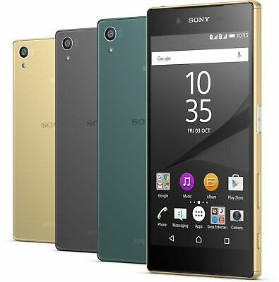 AU138.99 • Buy *BNIB* Sealed Sony Xperia Z5 Dual E6683 32GB 5.2  23MPix Unocked Smartphone
