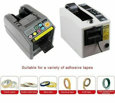 $121.33 • Buy Electrical Adhesive Tape Dispenser Automatic Cutter Slitting Machine Office Tool