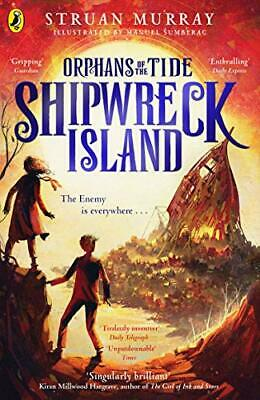 £9.01 • Buy Shipwreck Island (Orphans Of The Tide) By Struan Murray New Book