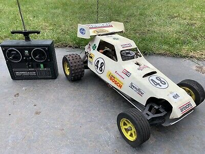 Vintage Mardave Marauder 1/8  RC Nitro Powered RC Car Irvine 20 Sport Engine • 73£