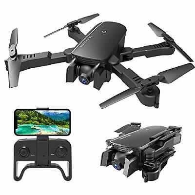 AU121.77 • Buy MIXI WiFi FPV Drones With Camera For Adults Foldable RC Quadcopter Drone With...