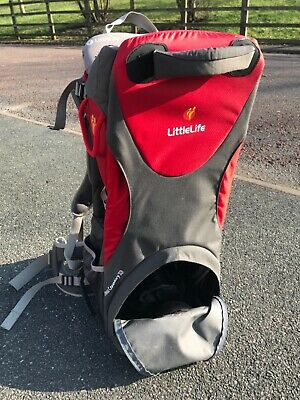 Little Life Cross Country S3 Child Backpack Carrier • 60£