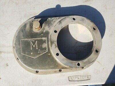 AU258.03 • Buy Mooneyham Magnesium Front Cover For Blower Supercharger 671 871 1471