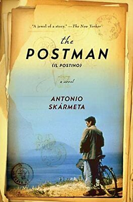 The Postman (Il Postino): A Novel By Silver, Katherine Paperback Book The Cheap • 6.99£