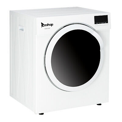 View Details 3.5 Cu. Ft. Portable Electric Compact Tumble Dryer Dorm RV Clothes Drying • 340.27$