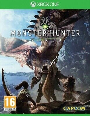 AU24 • Buy Monster Hunter World Xbox One New In Stock FREE FAST DELIVERY