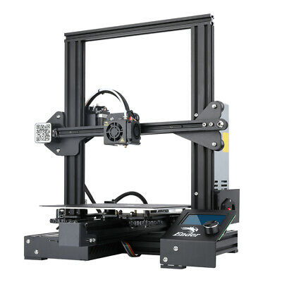 AU1 • Buy Creality Ender 3 Pro 3D Printer Mean Well Power 220x220x250mm Magnetic Bed Plate