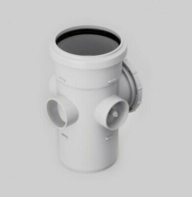 Marley 110mm Soil Access Pipe Sf41  • 12.99£