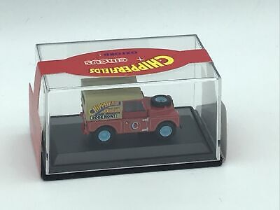 Oxford 1:76 Diecast Chipperfields Chipperfields Land Rover 88 CH024 New • 14.99£