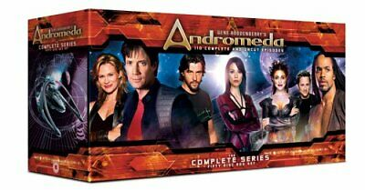 £200 • Buy Andromeda: The Complete Andromeda [DVD] - DVD  O2VG The Cheap Fast Free Post