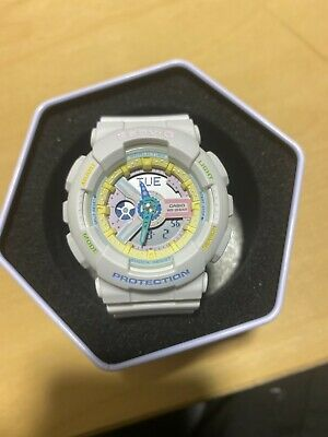 $ CDN50 • Buy  Authentic G-shock Casio BA110TM-7A HARAJUKU BABY-G WOMEN'S WATCH MSRP $160