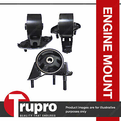 AU63.95 • Buy 1 Pc Trupro Rear Engine Mount For Toyota Corolla AE112R 7AFE 1.8L Auto 97-02