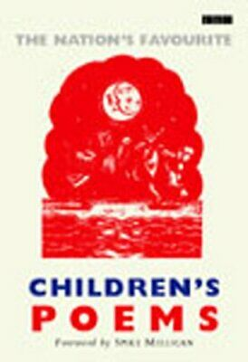 The Nation's Favourite Children's Poems New Hardcover Book • 12.93£