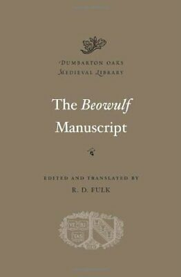 The Beowulf Manuscript (Dumbarton Oaks Medieval Library) New Hardcover Book • 29.76£