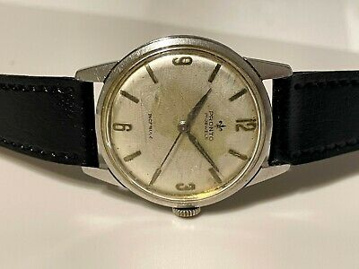 $ CDN103.64 • Buy Vintage Pronto Mechanical Manual Wind Diver Mens Watch Stainless Steel