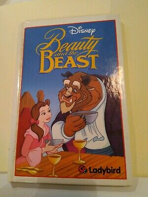 Ladybird Book Disney's Beauty And The Beast 1992 1st Edition VGC.    (520) • 1.30£