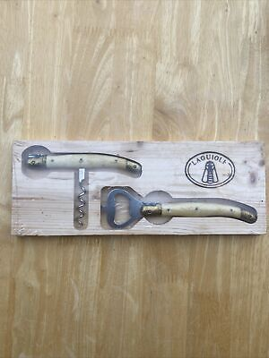Laguiole Bottle Opener And Corkscrew • 6.95£