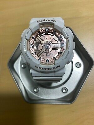$ CDN30 • Buy  Authentic G-shock Gshock Casio Watch G-SHOCK BA110RG-7A BABY-G WOMEN'S WATCH