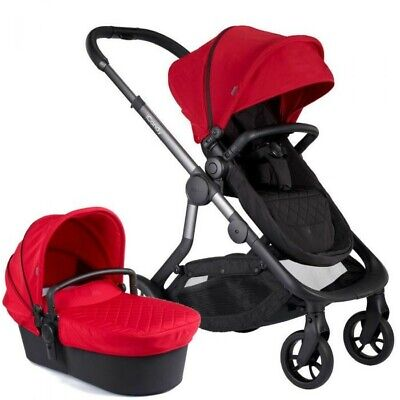 ICandy Orange Pushchair & Carrycot - 2 In 1 System - Magma • 99£