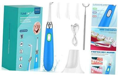 Electric Plaque Remover For Teeth, High-Frequency Vibration Dental Tools At Hom • 32.14£