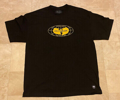 $ CDN60.65 • Buy Wu -Wear Wu Tang Clan T-Shirt Sz XL