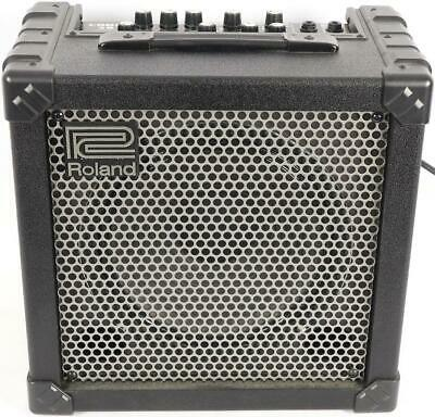 AU129.18 • Buy Roland Cube 30 Electric Guitar Combo Amplifier Amp W/ COSM Modeling & Effects