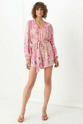 AU100 • Buy Spell And The Gypsy Mystic Romper Xs New With Tag