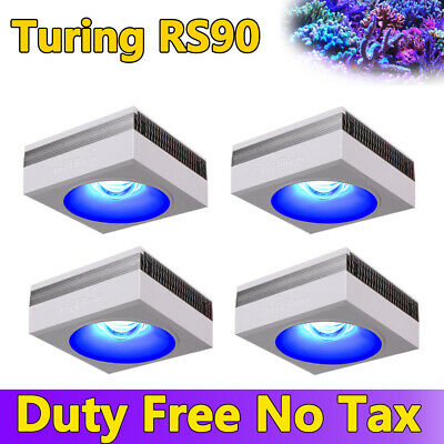 AU961.12 • Buy TuringRS90 Led Aquarium Lighting Full Spectrum Marine Reef Coral 72  180cm 6ft