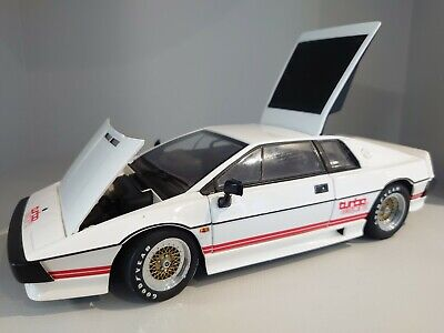 Autoart 1/18 Scale Lotus Esprit Turbo 007 James Bond For Your Eyes Only • 130£