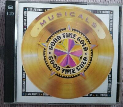 TIME LIFE- Good Time Gold  Musicals TL348/17  CD • 2.50£