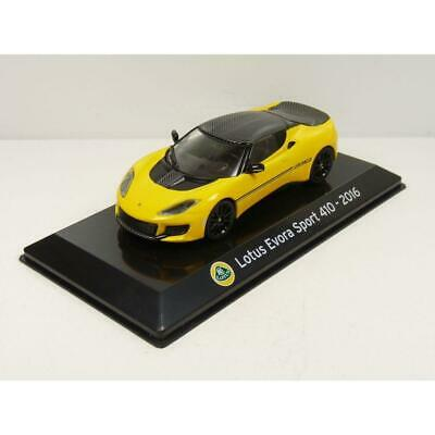 $ CDN52.58 • Buy MAG Lotus Evora Sport 410 (2016) Yellow Supercar Collection