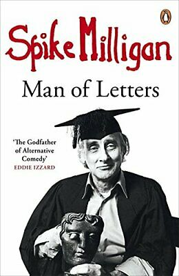 Spike Milligan: Man Of Letters New Paperback Book • 11.33£