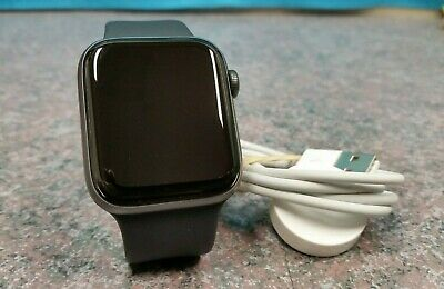 AU299 • Buy Apple Watch Series 4 44mm Gps + Bluetooth A1978 Aluminium Space Grey & Black