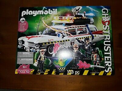Playmobil 70170 Ghostbusters Ecto-1A Car Playset • 80£