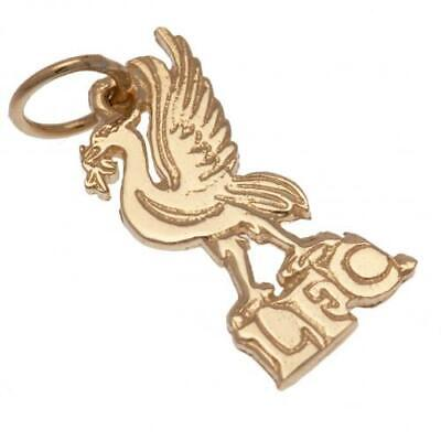 Liverpool FC 9ct Gold Pendant Liverbird Small Official Merchandise    • 153.99£