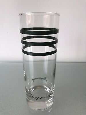 1 X Tanqueray Gin 17cm Tall Highball Branded Glass Good Used Condition. • 4.99£