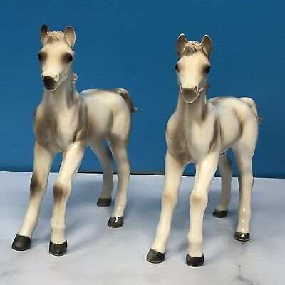 $ CDN24.09 • Buy Vintage Shafford Collection Rare White Foal Porcelain Figurines