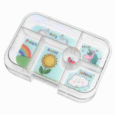 AU14.99 • Buy Yumbox Original 6 Compartment Spare/Replacement Tray
