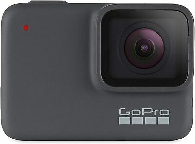 $ CDN560.98 • Buy GoPro Hero 7 Silver Waterproof 4K30 HD 10MP Camera With Accessories - Brand New