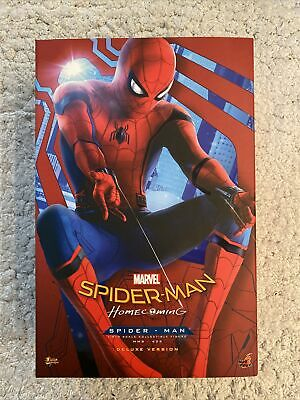 $ CDN611.92 • Buy Hot Toys Spiderman Homecoming Deluxe Figure 1/6 Action Figure MMS426