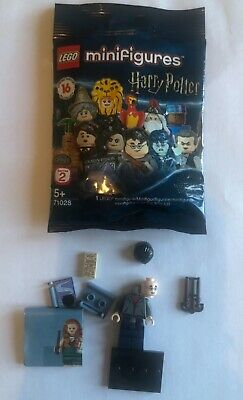 LEGO Harry Potter Series 2 (71028) Harry Potter, Spell Book, Wand, Genuine Lego. • 2.50£