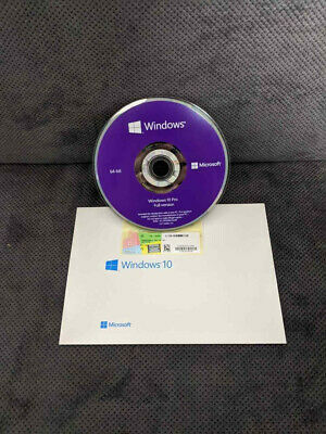 $ CDN181.31 • Buy 10x Windows 10 Professional 64bit WIN 10 PRO COA OEM - DVD Pack Kit - Stickers